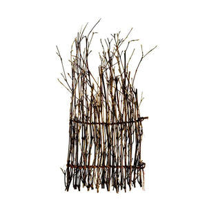 "11"" L Bamboo Hagi Sudare Decoration - Large (DE-CBF12-MSB)"