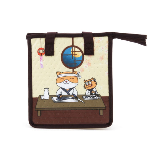 Sushi Cat Insulated Bag - Medium (DE-JB11-SC-ACO)