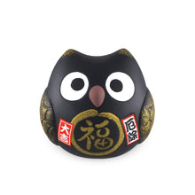"Load image into Gallery viewer, 3.25"" H Owl Coin Bank (DE-KT29-BO-MSO)"