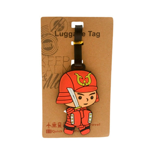 Shogun Luggage Tag (DE-LU12-ACO)