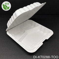Bio-degradable Containers