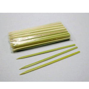 "7"" L Bamboo Skewer 100 Pcs/Pack - FINAL SALE (DI-LT6445-PSB)"