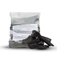 Load image into Gallery viewer, Aramaru Binchotan Charcoal 5lb Package (DI-TK-636-19-33-5LB-CCO)