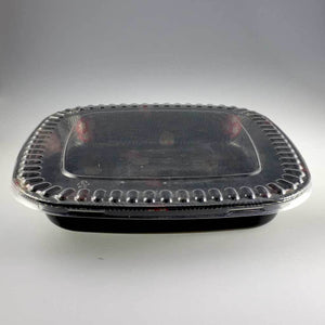 "10.25"" Round Square Party Tray (DI-TZ-100S-TOO)"