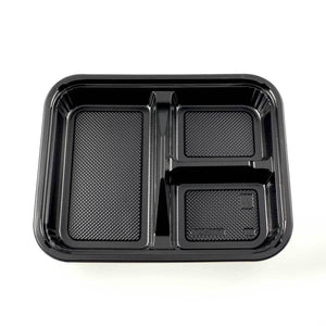 3-Compartment Bento Box (42pcs/bag, 6bags/case) (DI-TZ-304-TOO)