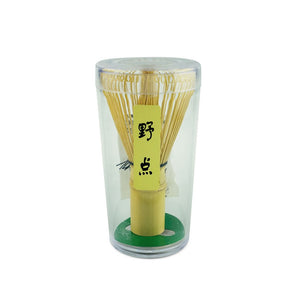 "3.25""H Bamboo Tea Whisk with 100 Tines  (TA-WK-100S-TAB)"