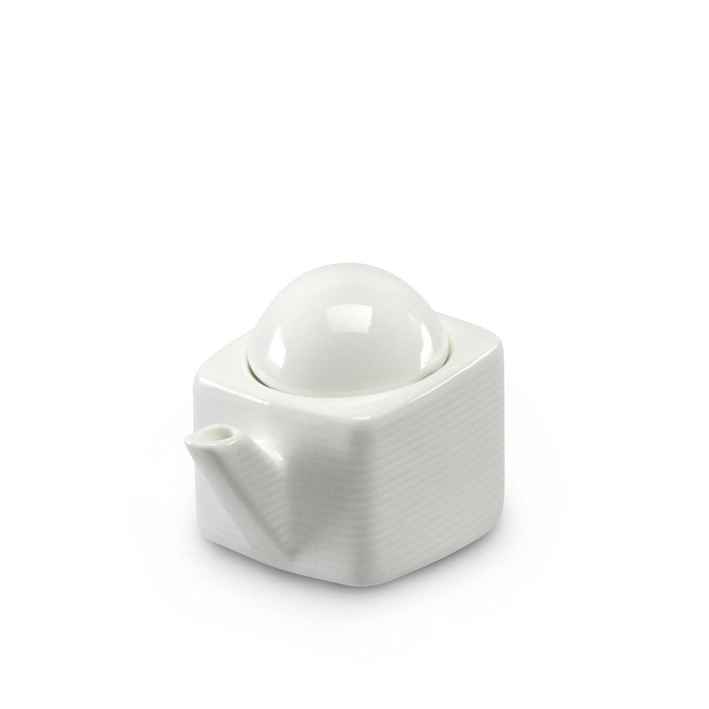 Soya Sauce Pot with Square Dome Lid - 2 oz. (TW-A16003-SPP)