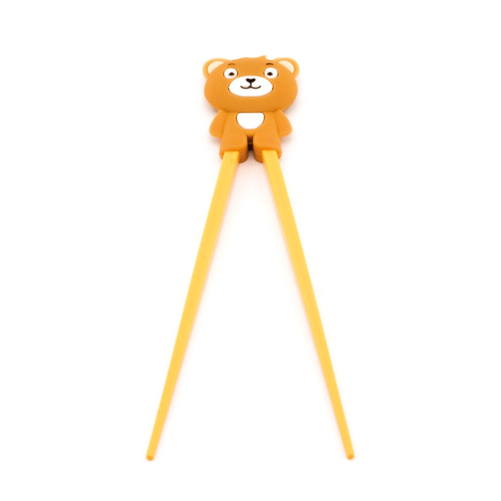 Bear Learning Chopsticks (TW-EC15-C-CHZ)