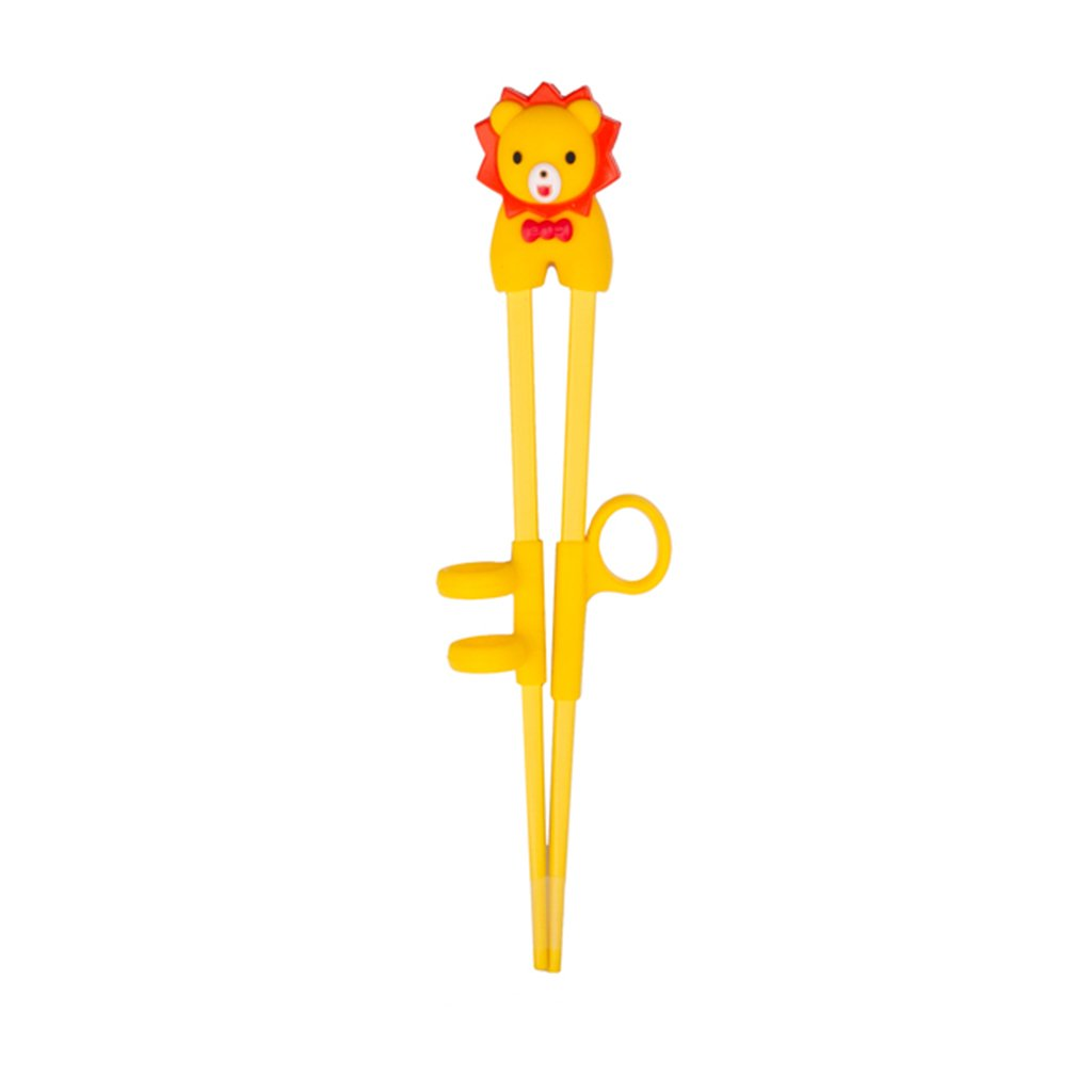 Lion Learning Chopsticks (TW-EC17-Y-CHZ)