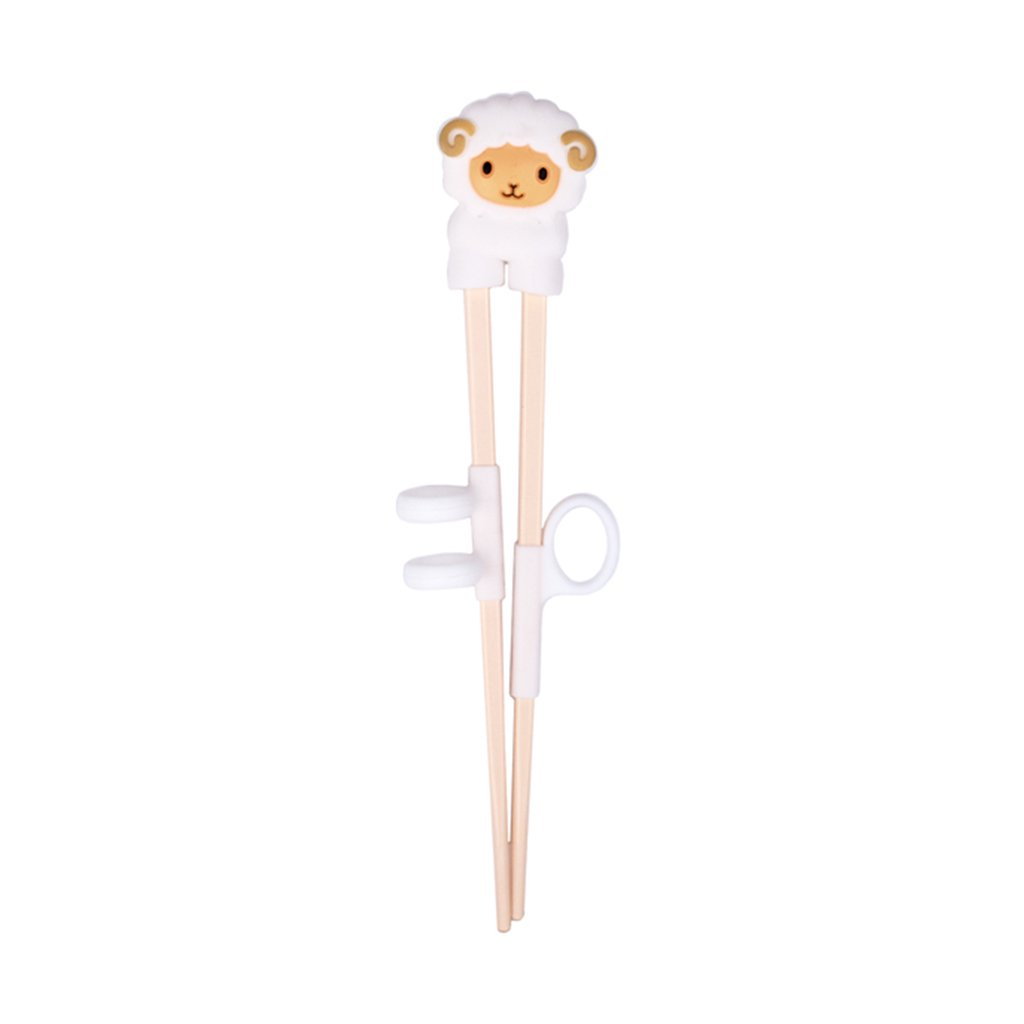 Sheep Learning Chopsticks (TW-EC20-W-CHZ)