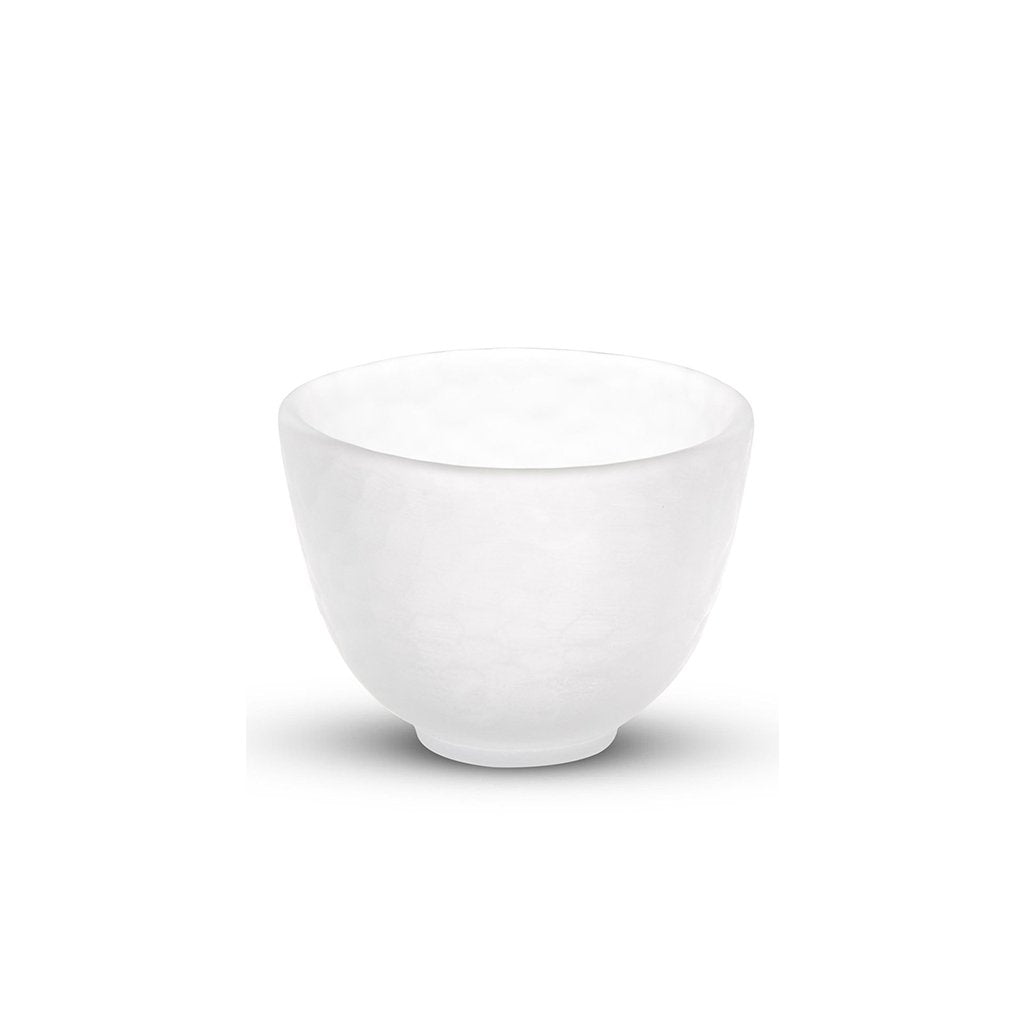 Frosted Glass Round Sake Cup - 2 oz. (TW-GL-MF18068-BRG)