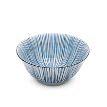 "Load image into Gallery viewer, 6"" Striped Pattern Bowl - 14 oz. (TW-KY56-580-BWP)"