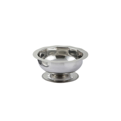Sherbet Stainless Steel Bowl - 5 oz. - FINAL SALE (TW-SD-5-BWS)