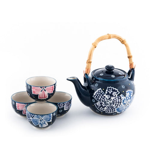 1:4 Tea Set with Strainer - 25 oz.  (TW-SFT5-3877-TPP)