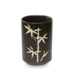 "4.25"" H Tea Cup with Bamboo Patterned - 10 oz. (TW-TCC23-TCP)"