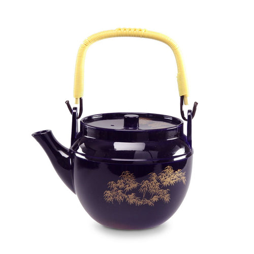 Fine Bamboo Patterned Melamine Teapot - 1.15 L (TW-WH-10-3-TPM)