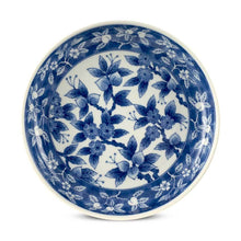 "Load image into Gallery viewer, 8"" Round Plate with Floral Pattern (TW-YB279-3-PLP)"