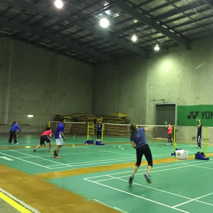 Adult Group Badminton Training (One Off)