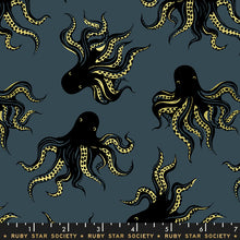 Load image into Gallery viewer, Darlings Octopi in Navy