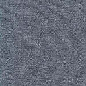 Kaufman Chambray Union Indigo