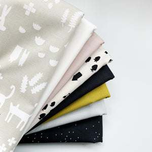 Winter Neutral Fat Quarter Bundle