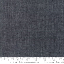 Load image into Gallery viewer, Moda Chambray Black