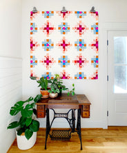 Load image into Gallery viewer, Aviary Granny Cabin Quilt