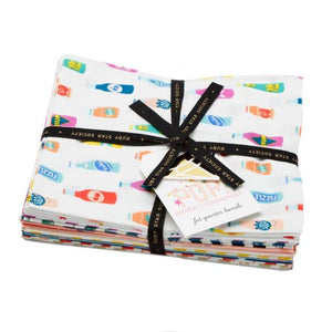 Pop! & Zip! Fat Quarter Bundle