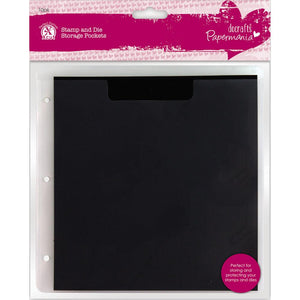 Papermania Stamp & Die Storage Pockets For PM105902