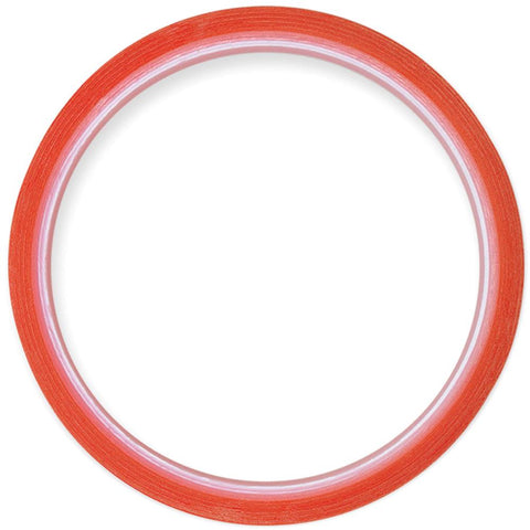 Super Tacky .25 in. Double-Sided Tape 15ft Red