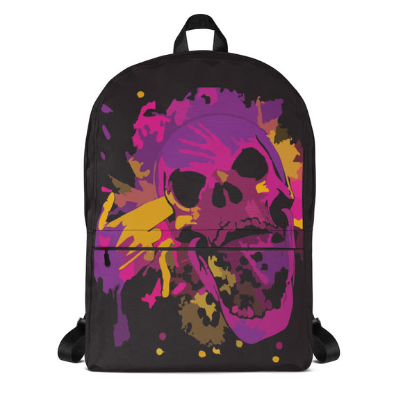 Bag Backpack Skull