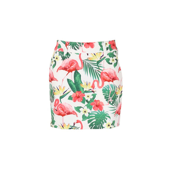 LoudMouth - Women's LM Flamingo Bay Skirt