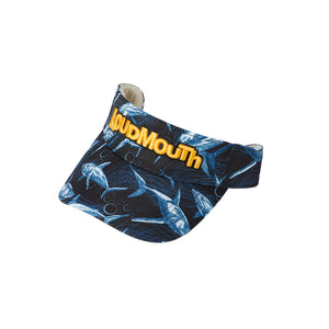 LoudMouth - Men's LM Maneaters Visor