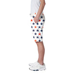 LoudMouth - Men's LM Superstar - White Shorts