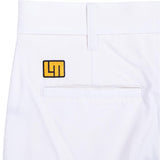 LoudMouth - Men's LM Patch Plain Stretch Tapered Pants