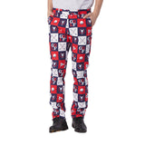 LoudMouth - Men's LM I Love Golf Pants