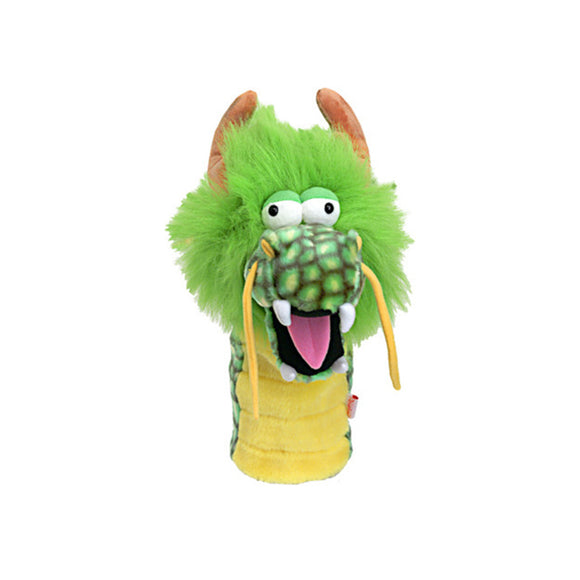 Daphne Headcover - Dragon (Green)