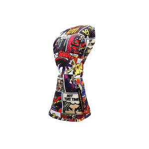 LoudMouth - Headcover Crash0008/DR 206