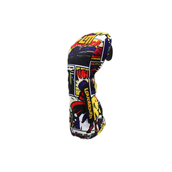 LoudMouth - Headcover  Crash0008/FW 206