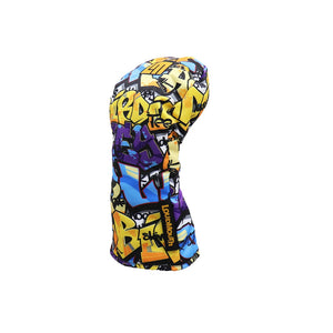 LoudMouth - Headcover Los Angeles0008/DR 214