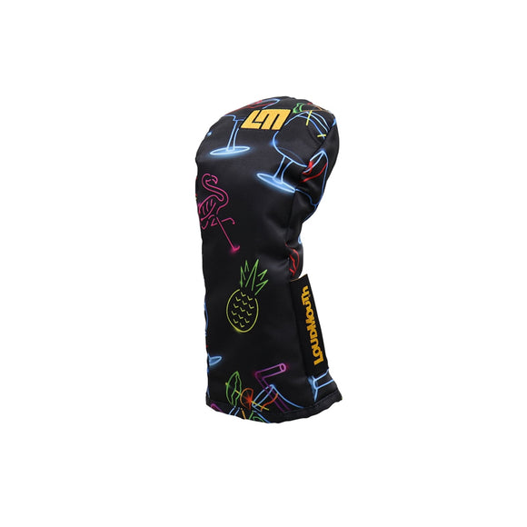LoudMouth - Headcover Neon CocktailS0008/FW 215