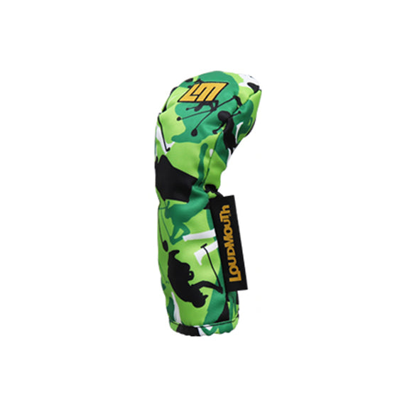 LoudMouth - Headcover Swingers Camo0008/FW 223
