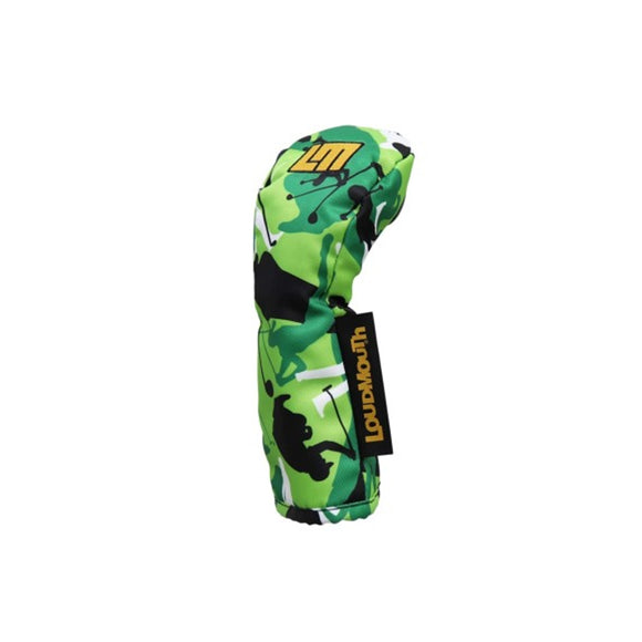 LoudMouth -  Headcover Swingers Camo0008/UT 223
