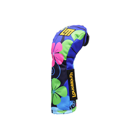 LoudMouth - Headcover Wild Flower0008/FW 224