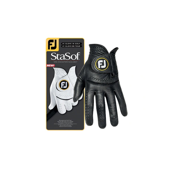 FootJoy - StaSof® MLH Black