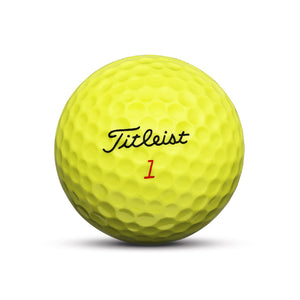 Titleist - 2017 TruSoft - Yellow