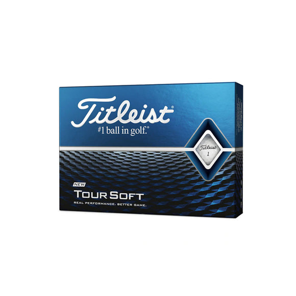 Titleist - 2020 Tour Soft - NEW