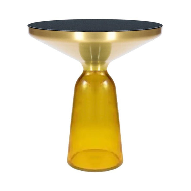 Bell Side Table Yellow | Replica Designer Furniture | M-Edition