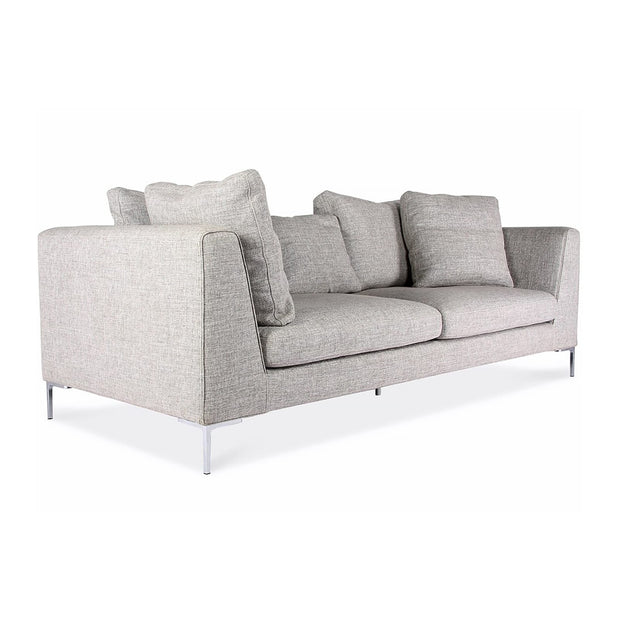 Charles Large 3-Seater Sofa | Designer Furniture Replicas | M-Edition