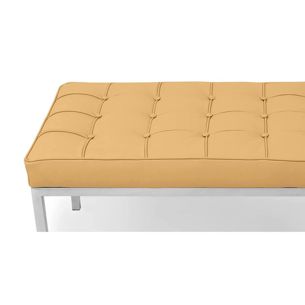 Knoll 2-Seater Bench | Florence Knoll | Replica Modern Furniture | M-Edition